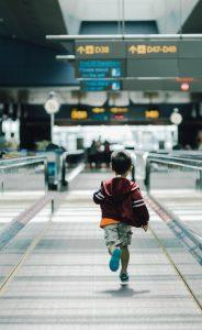 föräldraintyg resa med barn